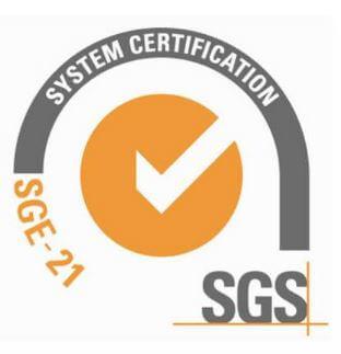 SGS seal
